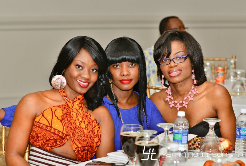 Celebrating the African Experience at the Apinke Magazine's two-year anniversary.