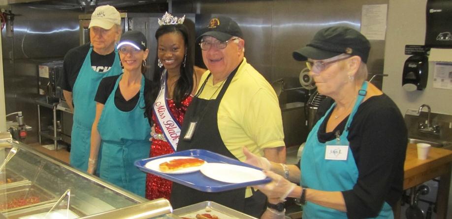 Spotlight on MS. Mfonobong Essiet; Miss Black Florida 2012