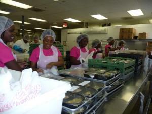 MLK Day Volunteer at Open Hand Atlanta
