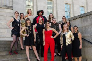 D.C. Based, All Female A Cappella Group, Capital Blend, Takes A Stand