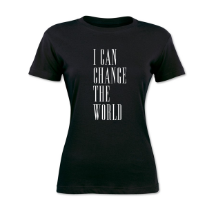 I Can Change the World Tee